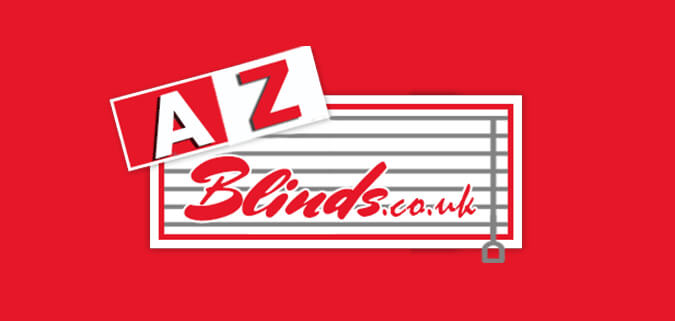 A-Z Blinds Logo Remake Runcorn Web Design