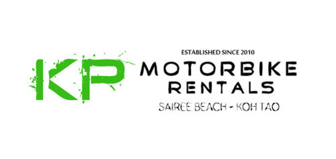 Logo Design --- Client KP Bike Rental Koh Tao