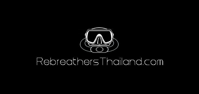 Logo Design -- Client Rebreathers Thailand