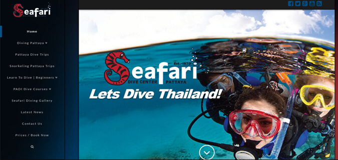 clients seafari pattaya thailand