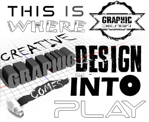 Creative graphic designer